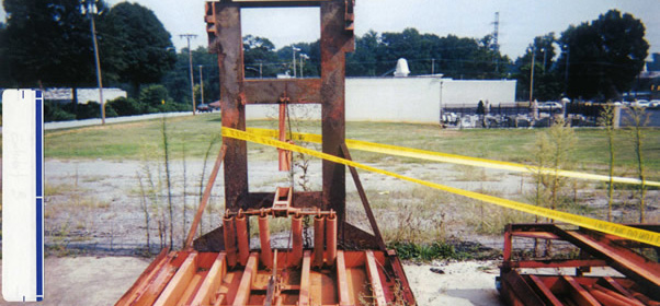 Industrial Accident Reconstruction & Failure Analysis in Florida.